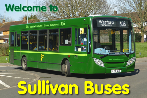 Welcome to Sullivan Buses !